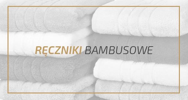 Ręczniki bambusowe